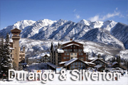 Find Cheap Ski Hotels and Ski lodges in Durango & Silverton Colorado