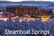 Find Cheap Ski Hotels and Ski Lodges in Steamboat Springs Colorado