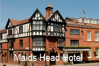 Cheap Hotels in Norwich City Centre