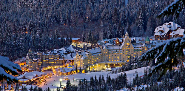 Best Whistler Hotels Luxury