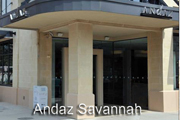 Andaz Savannah, Cheap Hotels in Savannah, Hotels Savannah GA