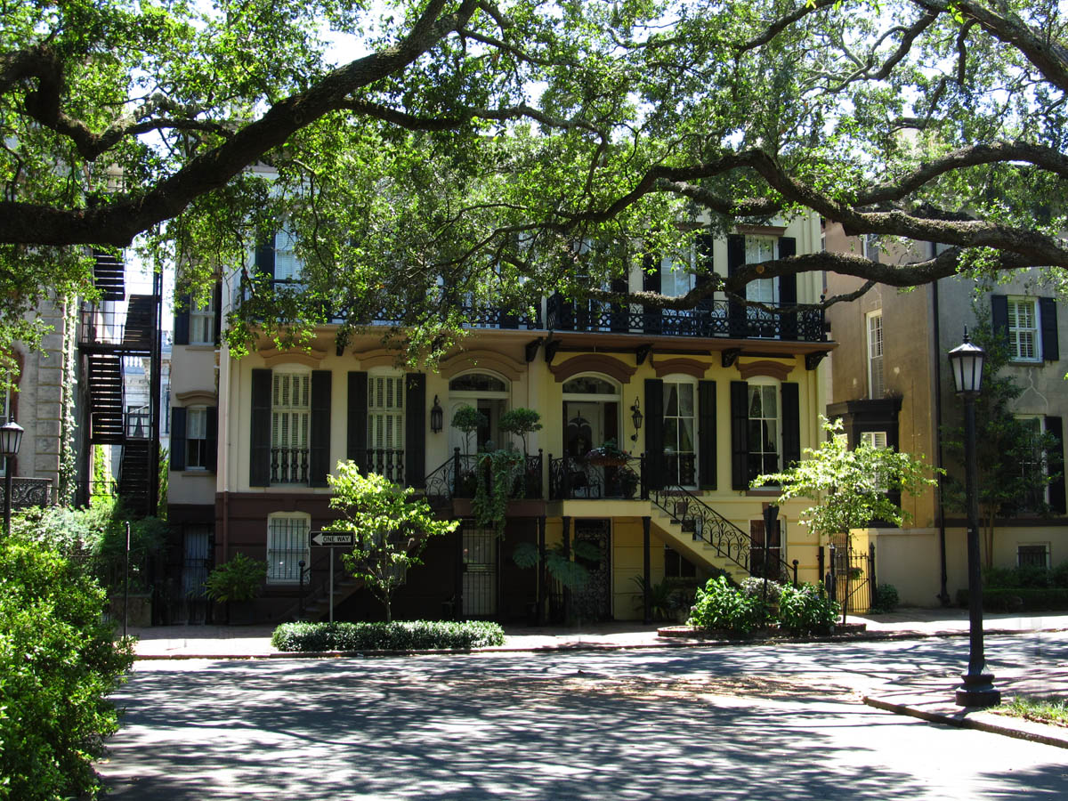 Hotels In Historic Downtown Savannah Ga