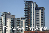 Cheap Apartments in Cardiff - Executive Bay Apartments