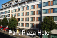 Cheap Hotels in Cardiff City Centre - Park Plaza Hotel